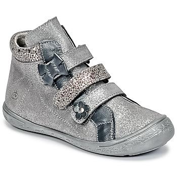 Sapatos Rapariga Botas baixas Citrouille et Compagnie HODIL Cinza