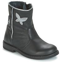 Sapatos Rapariga Botas baixas Citrouille et Compagnie HORELI Preto