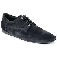 Sapatos Homem Sapatos Schmoove FIDJI NEW DERBY Preto