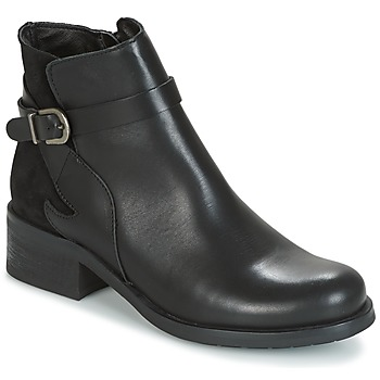Sapatos Mulher Botins Betty London HARRIS Preto