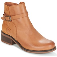 Sapatos Mulher Botins Betty London HEYLEY Camel