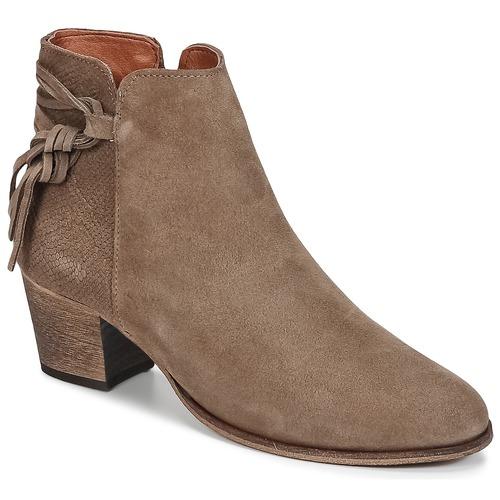 Sapatos Mulher Botins Betty London HEIDI Toupeira