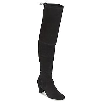 Sapatos Mulher Botas altas Betty London HENNA Preto