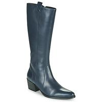 Sapatos Mulher Botas Betty London HERINE Azul
