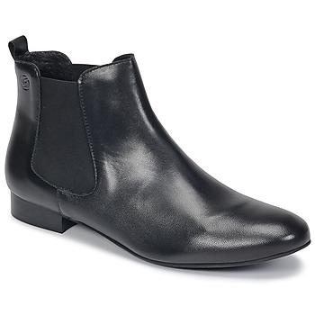 Sapatos Mulher Botas baixas Betty London HYBA Preto