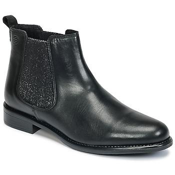 Sapatos Mulher Botas baixas Betty London HAYATI Preto