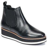 Sapatos Mulher Botas baixas Betty London HIRO Preto