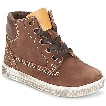Sapatos Rapaz Sapatilhas de cano-alto Chicco CLOVER Castanho