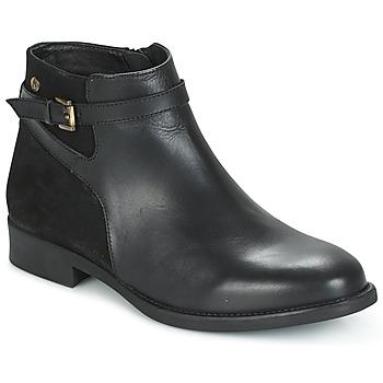 Sapatos Mulher Botas baixas Hush puppies CRISTY Preto