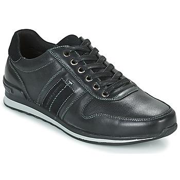 Sapatos Homem Sapatilhas Hush puppies PISHUP Preto