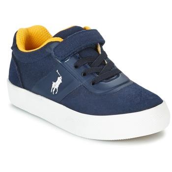 Sapatos Criança Sapatilhas Ralph Lauren HANFORD HM EZ Marinho