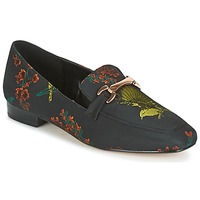 Sapatos Mulher Mocassins Dune London LOLLA Preto