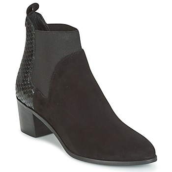 Sapatos Mulher Botins Dune London OPRENTICE Preto