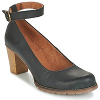 Sapatos Mulher Escarpim Casual Attitude JALAYELE Preto