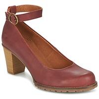 Sapatos Mulher Escarpim Casual Attitude HARCHE Bordô