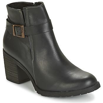 Sapatos Mulher Botins Casual Attitude HERMINETTE Preto