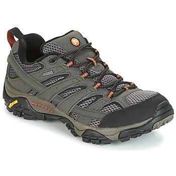 Sapatos Homem Sapatilhas Merrell MOAB 2 GTX Cinza