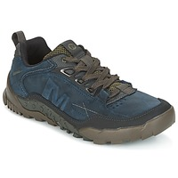 Sapatos Homem Sapatos de caminhada Merrell ANNEX TRAK LOW Azul