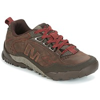 Sapatos Homem Multi-desportos Merrell ANNEX TRAK LOW Castanho