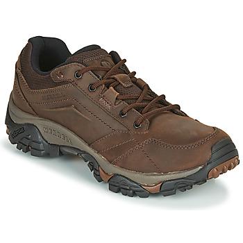 Sapatos Homem Sapatos de caminhada Merrell MOAB VENTURE LACE Castanho