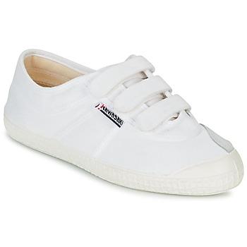 Sapatos Sapatilhas Kawasaki BASIC VELCRO Branco