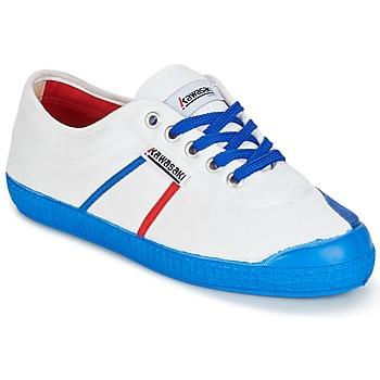 Sapatos Homem Sapatilhas Kawasaki BASIC FANTASY Branco / Azul
