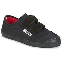 Sapatos Criança Sapatilhas Kawasaki BASIC V KIDS Preto
