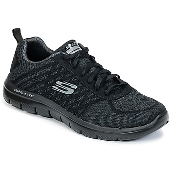 Sapatos Homem Fitness / Training  Skechers FLEX ADVANTAGE 2.0 - Preto