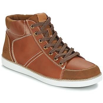 Sapatos Homem Sapatilhas de cano-alto Skechers MENS USA Camel