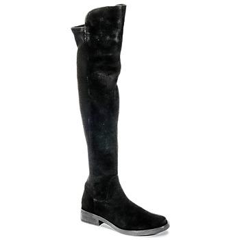 Sapatos Mulher Botas altas Buffalo NUPAN Preto