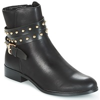 Sapatos Mulher Botas baixas Buffalo NIPATE Preto