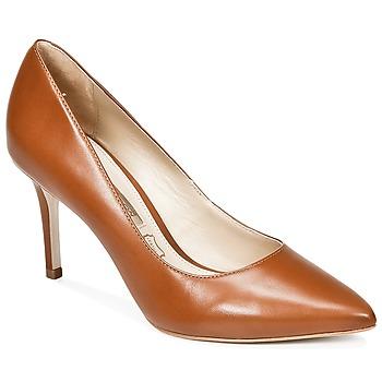 Sapatos Mulher Escarpim Buffalo SEMI CROMO Conhaque