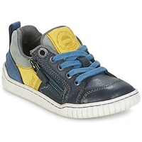 Sapatos Rapaz Sapatilhas Kickers WINCHESTER Cinza