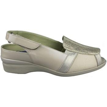 Sapatos Mulher Sandálias Dtorres ROCIO E1 BEIGE
