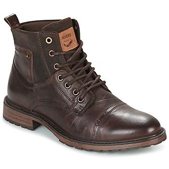 Sapatos Homem Botas baixas Dockers by Gerli LOBRE Castanho