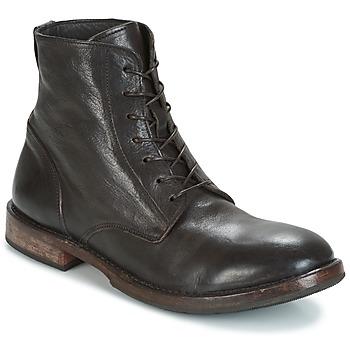 Sapatos Homem Botas baixas Moma CUSNA T MORO Castanho / Escuro