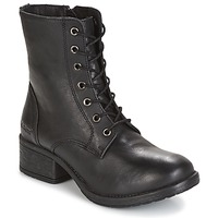 Sapatos Mulher Botas baixas Kickers REKABBY Preto