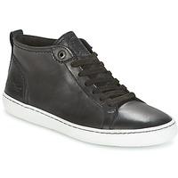 Sapatos Mulher Sapatilhas Kickers REVIEW Preto