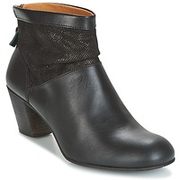 Sapatos Mulher Botins Kickers SEETY Preto