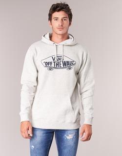 Textil Homem Sweats Vans OTW PULLOVER FLEECE Cinza