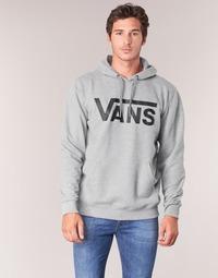 Textil Homem Sweats Vans VANS CLASSIC PULLOVER HOODIE Cinza