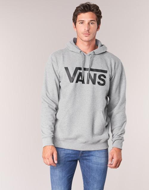 883baea640f Vans VANS CLASSIC PULLOVER HOODIE Cinza - Textil Sweats Homem 58