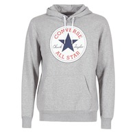Textil Homem Sweats Converse CORE GRAPHIC PULLOVER HOODIE Cinza