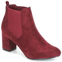 Sapatos Mulher Botins Spot on MANIA Bordô