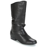 Sapatos Mulher Botas Spot on DIURO Preto