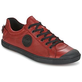 Sapatos Mulher Sapatilhas Pataugas BOHEM Vermelho