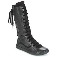 Sapatos Mulher Botas Pataugas JINA Preto