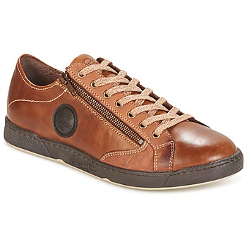 Sapatos Homem Sapatilhas Pataugas JAY Camel