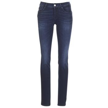 Textil Mulher Calças Jeans Le Temps des Cerises PULP REGULAR Azul / Escuro