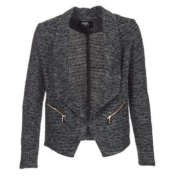 Textil Mulher Casacos/Blazers Le Temps des Cerises DARLA Cinza